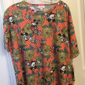 Lularoe Disney top